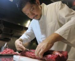 赤身肉フィレ肉