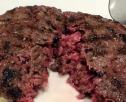 赤身肉ハンバーグ(あか牛入り)