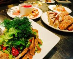 恵比寿、小宴会、肉