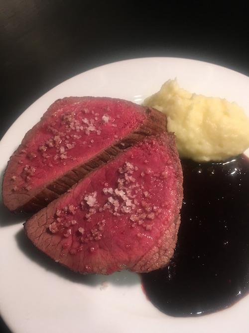 恵比寿の和牛赤身肉専門ならではの味